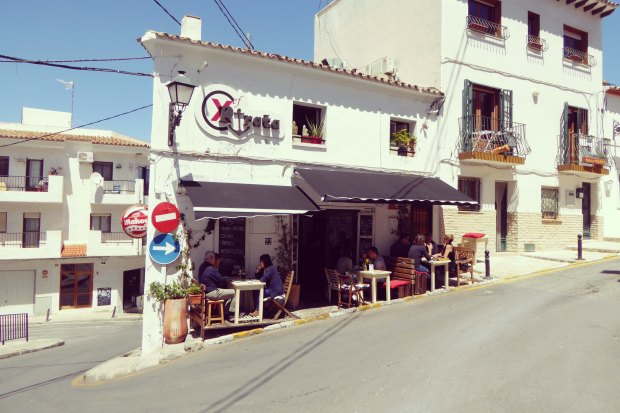 Restaurantes en Altea, el Xef Pirata.