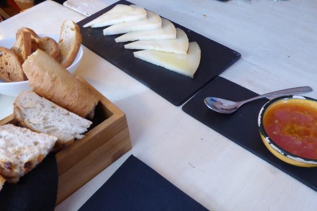 Restaurantes en Altea, tapas en el Xef Pirata.