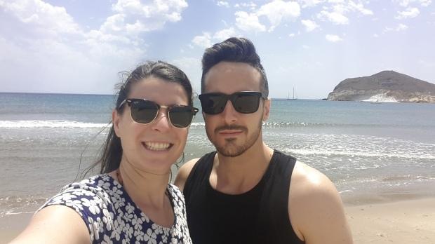 Qué hacer en San José, Almería, playa de los Genoveses.