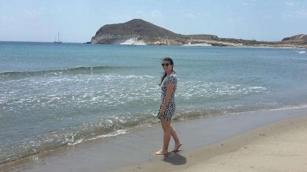 Qué hacer en San José, Almería, playa Los Genoveses.