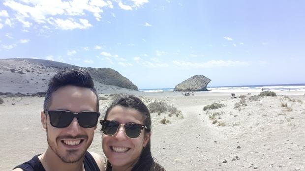 Qué hacer en San José, Almería, playa del Mónsul.