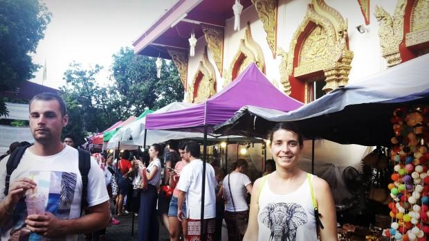Viaje a Tailandia, regatear en Chiang Mai.